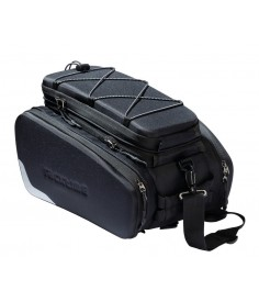 Bolsa sistema Racktime Odin negro incl adaptador Snapit