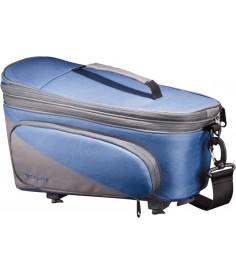 Bolsa sistema Racktime Talis Plus azul gris incl adaptador Snapit