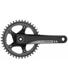 Bielas Sram Rival1 GXP 50 d 1725mm negro 10 11 vsin eje pedalier