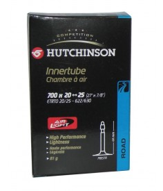 Camara Hutchinson Air Light 28 28 700x20 25Cvavula francesa 60 mm
