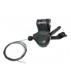 Maneta cambio Shimano Tiagra SL 4703 3 v izquierda 1800 mm para Flatbar