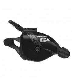 Maneta cambio Trigger Sram GX 10 v der negro con abrazadera 007018208002