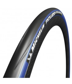 Cubierta Michelin Power Endurance pleg 28 700x25C 25 622 negro azul