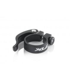 XLC Abrazadera para tija PC L06 Ø 318mm negro con cierre rapido