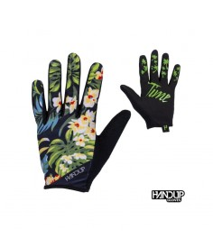 Rumblebikes-Handup Party Time Gloves - OG Floral M-Guantes