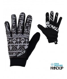 Handup Ride & Chill - Cold Weather Knitted Sweater Gloves M
