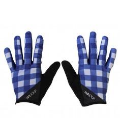 Rumblebikes-Handup Shred the Gnar Gloves - Lumberjack Flannel