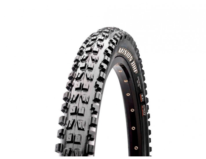 MAXXIS MINION DHF MOUNTAIN 27.5X2.60 60 TPI FOLDABLE EXO/TR