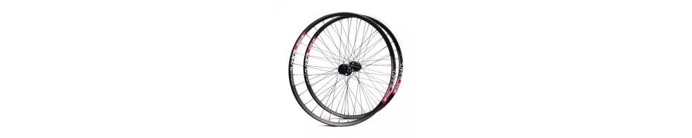 "MTB Wheels 27,5"" - Rumble Bikes"