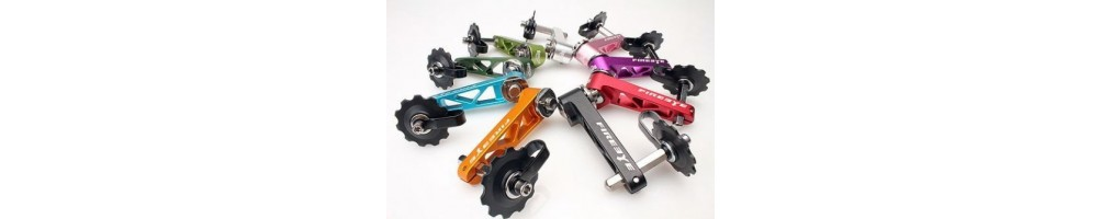 Chain tensioners