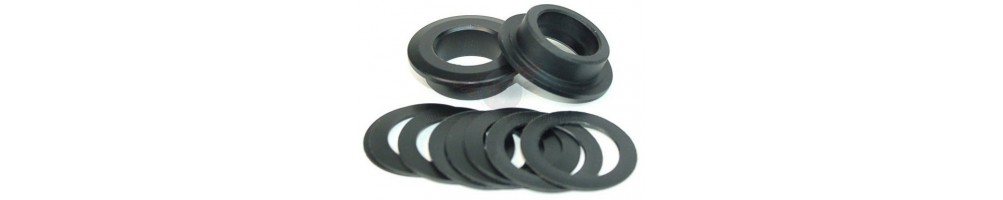 Adapters and spares