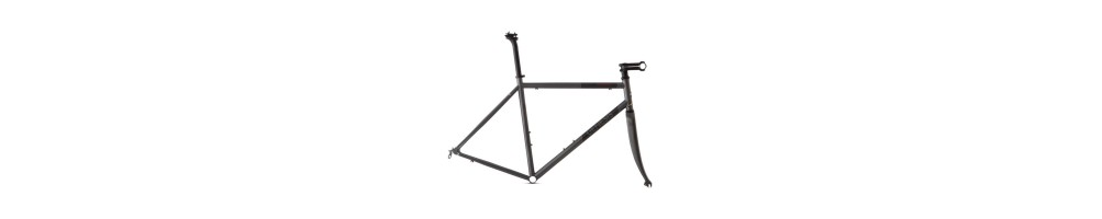 Road frames - Rumble Bikes