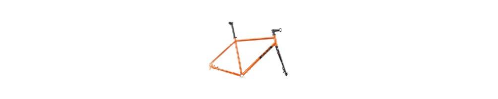 Gravel frames - Rumble Bikes