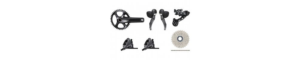Groupsets - Rumble Bikes