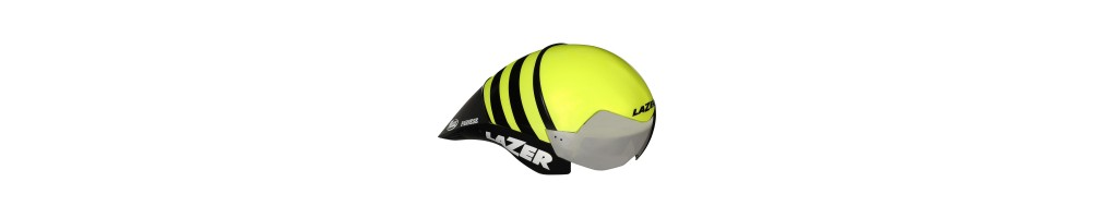 Cascos TT y Triathlon - Rumble Bikes