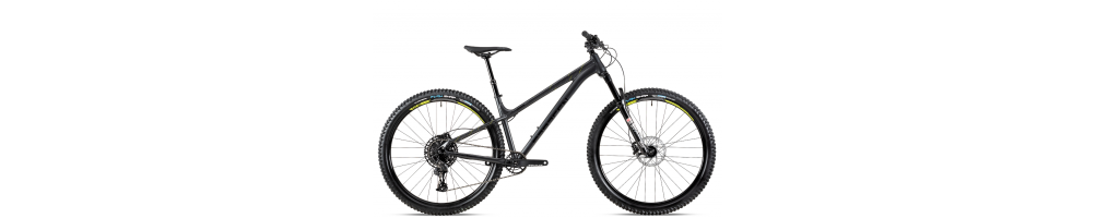 Hardtail - Rumble Bikes