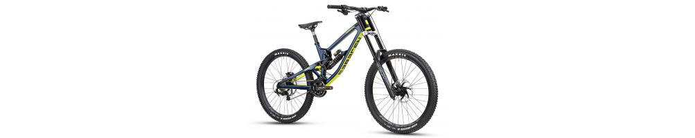 Full suspension - Rumble Bikes