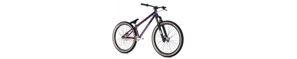 Bicis Dirt jump y Bicis BMX - Rumble Bikes