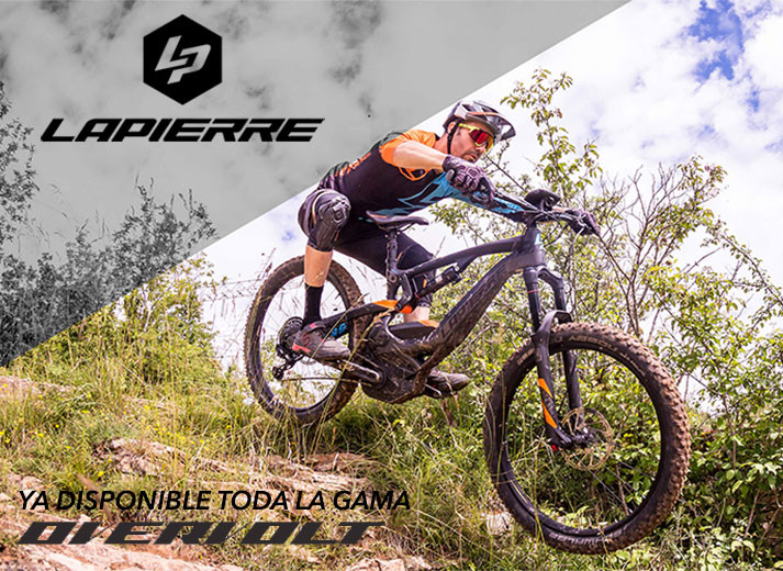 Lapierre Overvolt AM Carbon