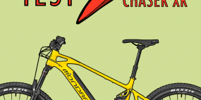 Prueba Mondraker Chaser XR +